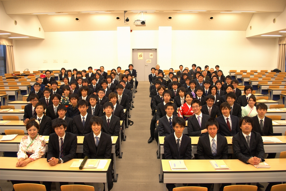 平成24年度学部卒業