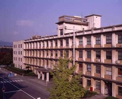 1991年(平成3年)の基礎工学部学舎A棟